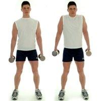 Como adelgazar los brazos-ejercicio