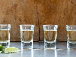 Tequila para bajar de peso