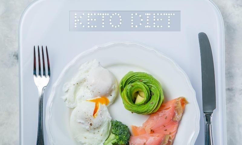 Menú de dieta cetogénica: plan de comidas KETO de 7 días..