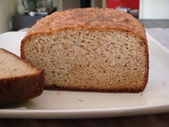 Pan de Almendras y Coco