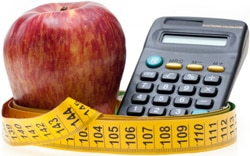 Apple y calculadora