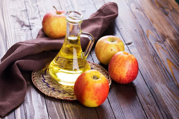 Manzanas y Vinagre