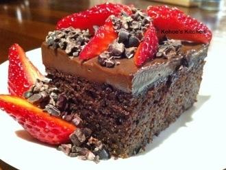 El mejor pastel de chocolate de todos los tiempos