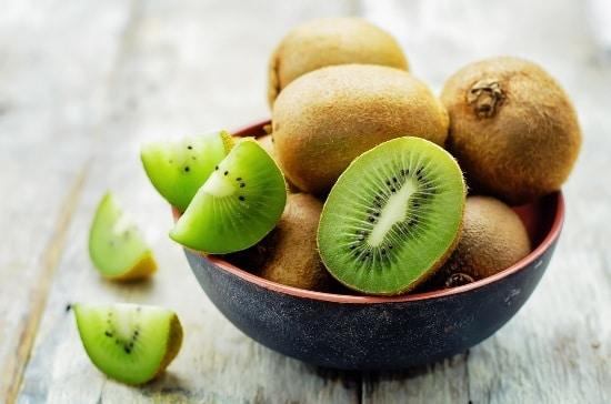 Cuenco de kiwi