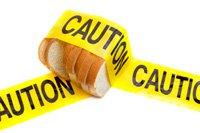 Precaución con el pan