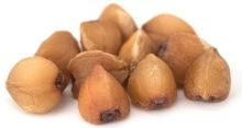 Granos de trigo sarraceno