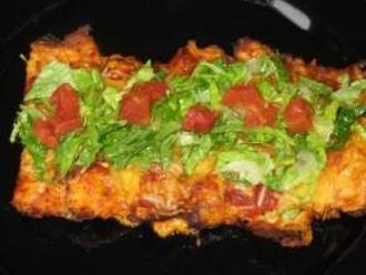 Enchiladas De Queso
