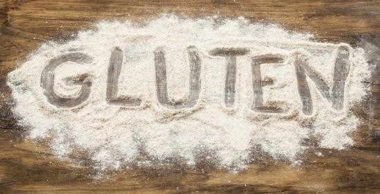 Gluten Escrito en Trigo