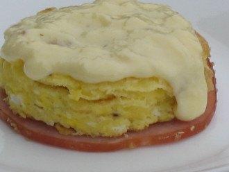 Huevos Sanos Benedict