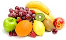 Mezcla de varias frutas