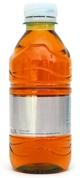 Bebida energética de naranja