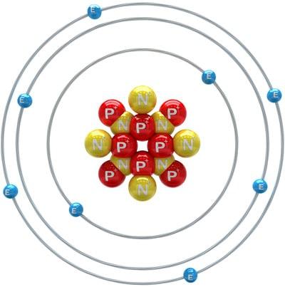 Átomo de oxígeno