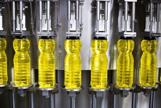 Producción de aceite vegetal