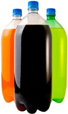 Botellas de refresco