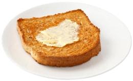 Tostadas con Margarina