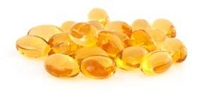 Cápsulas de vitamina D