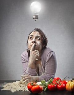 Preguntándose por la comida